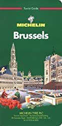 Michelin the Green Guide: Brussels (1st ed. English.)