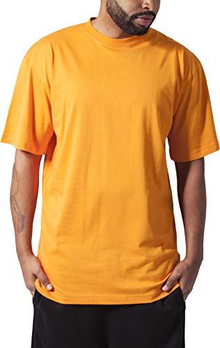 Urban Classics Herren T-Shirt Tall Tee, Farbe orange, Größe 4XL