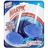 Blocs Harpic hygiénique Anti calcaire 2 x 40 g