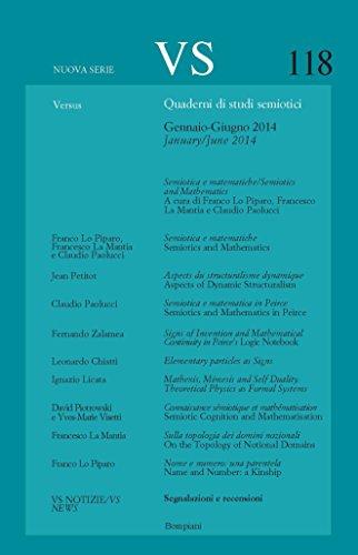 Versus 118 - Quaderni di studi semiotici - Gennaio-Giugno 2014