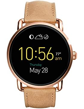 [Gesponsert]Fossil Q Damen-Smartwatch FTW2102