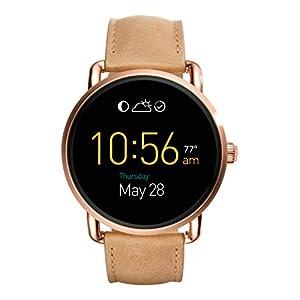 Fossil Q Moterims-Smartwatch FTW2102