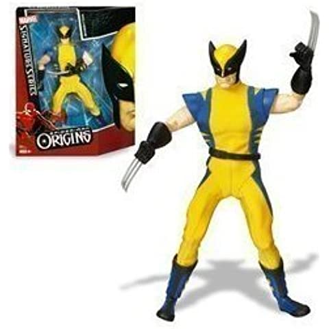 Spider-Man Origins: Signature Series - Wolverine Figure by Hasbro - Signature Series Spider