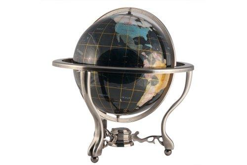 Große Globen Handarbeit Aus Edelsteinen (Edelstein-globen)