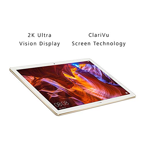 """Huawei MediaPad M5-10 Pro CMR-W19 HiSilicon Kirin 960 with 4 GB Memory 64 GB Flash Storage 10.8"""" 2560 x 1600 Tablet PC Android 8.0 with Stylus Image 2"""