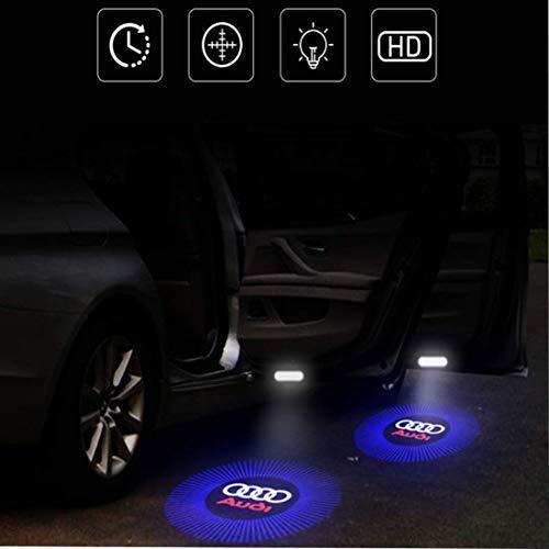 Einstiegsbeleuchtung Tür Licht Logo Projektor Autotür Logo Projektion 4 Stück