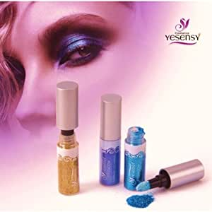 Yesensy - Fard à Paupières Glitter - N°5 Ocre