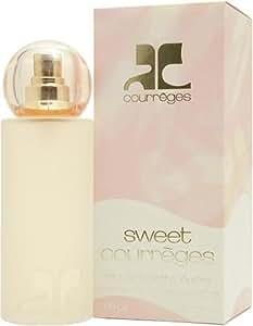 Sweet Courreges Legere de Courreges Pour Femme Eau de Toilette Vaporisateur 120 Ml