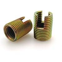 M 6 x 8 mm Gewindeeins/ätze Schneidbohrung verschiedene Gr/ö/ßen Ensat/®-SB Gewindereparatur-Eins/ätze Messing