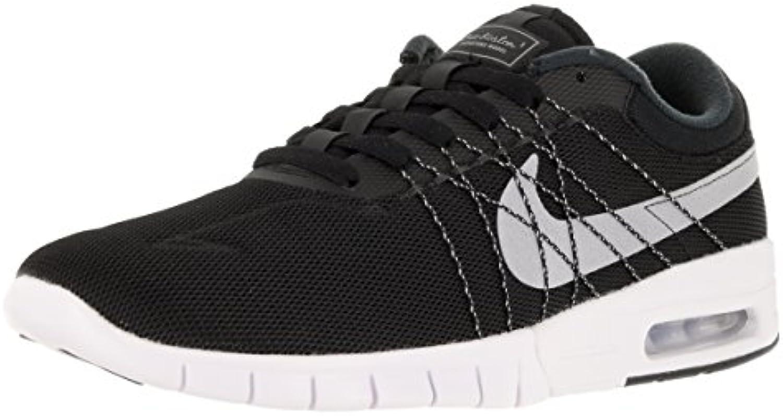 Nike Herren Koston Max Turnschuhe  Schwarz  EU