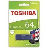 Toshiba THN-U302B0640MF TransMemory U302 64GB USB 3.0 blau/leer