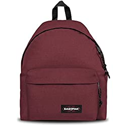 Eastpak Padded Pak'R Stylish Zipped Travel Work Backpack Rucksack Bag