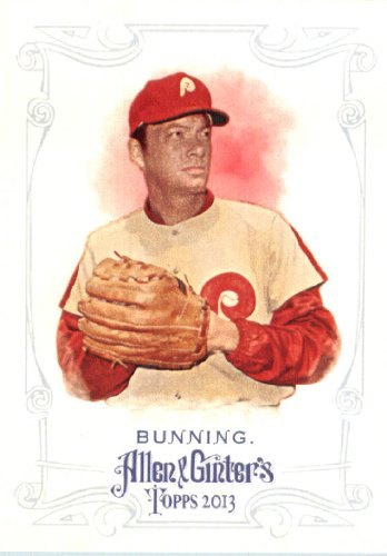 2013-topps-allen-and-ginter-trading-card-213-jim-bunning-philadelphia-phillies