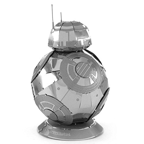 Metal Earth Fascinations STAR WARS BB-8 3d Metall Puzzle, Konstruktionsspielzeug, Lasergeschnittenes Modell
