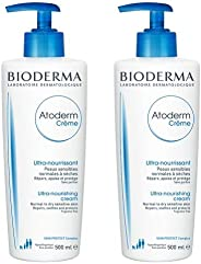 Bioderma Atoderm Cream 500ml x2 promo
