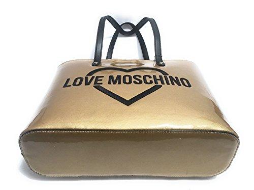 Love Moschino JC4305PP03KP0 Schultertasche Damen Synthetisch Gold