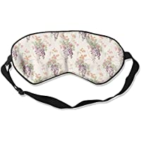 Sleep Eye Mask Floral Flowers Lightweight Soft Blindfold Adjustable Head Strap Eyeshade Travel Eyepatch E3 preisvergleich bei billige-tabletten.eu