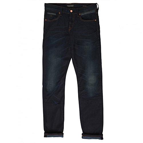 Scotch & Soda Ralston Clockwork Jeans Blue
