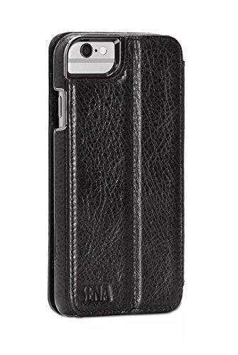 Sena SFD171EU WalletBook in schwarz für Apple iPhone 6 Plus Walletbook Case