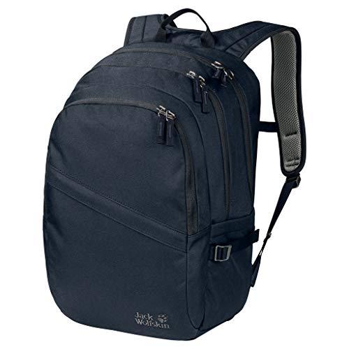 Jack Wolfskin Dayton Alltag Daypack Rucksack, Night Blue, ONE Size
