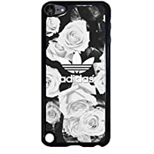 Beautiful Rose Adidas Phone Coque For IPod Touch 5th,IPod Touch 5th Coque,Adidas Logo Phone Coque IPod Touch 5th,Adidas Cove Coque Black