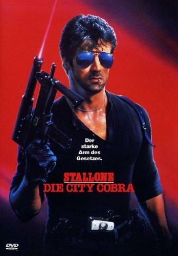 Die City Cobra - Ersauflage Uncut Fassung - DVD