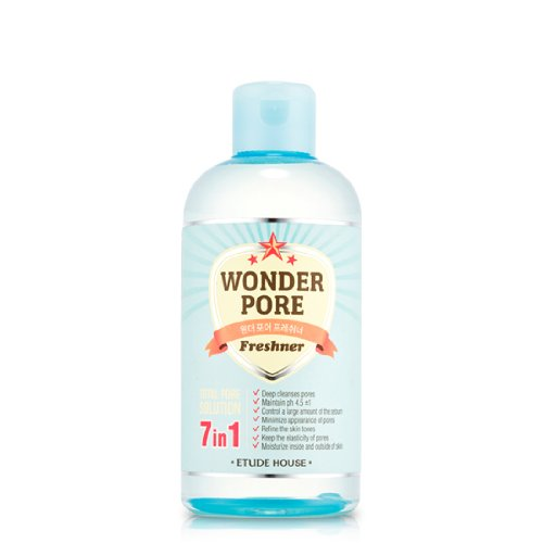 Lotion tonique purifiante pour pore Etude House 10-en-1, 250 ml