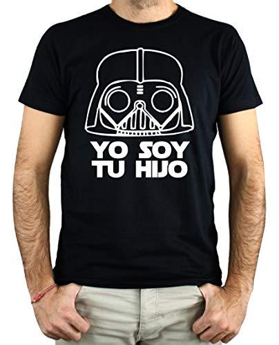 PLANETACAMISETA Camiseta Hombre - Unisex Yo Soy tu Hijo
