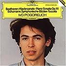 Klaviersonate 32 / Sinfonische Etüden Op. 13