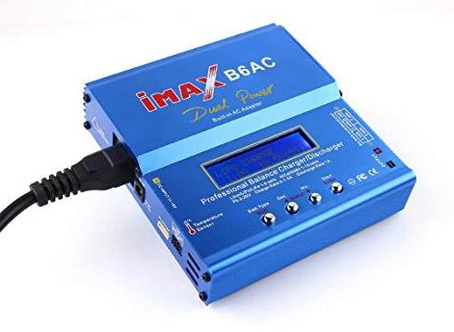 Techtonics IMAX B6-AC Lipo NiMH Battery Charger/Discharger 1-6 Cells