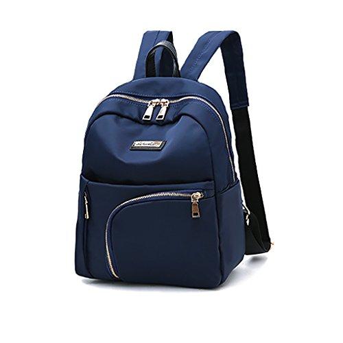CLOTHES- Borsa a tracolla femminile Zaino borsa Oxford Nylon Casual Wild Fashion Casual ( Colore : Blu zaffiro ) Blu zaffiro