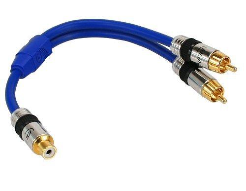 InLine 89927P Premium Y-Kabel (1...