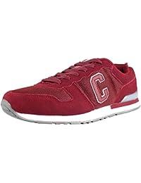 Cross Hatch Mens Quilted Sneaker Designer Sneaker Low Top Suede Casual Shoes 1009c5415