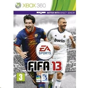 FIFA 13 (Xbox 360)  available at amazon for Rs.848