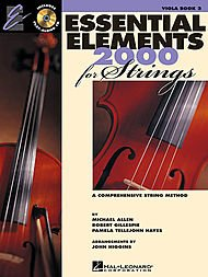 Essential Elements 2000 for Strings - Book 2 (Viola)