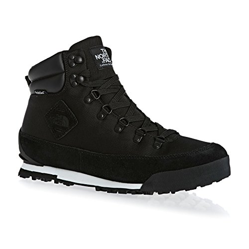 THE NORTH FACE Herren M Back-2-Berkeley Nl Trekking-& Wanderhalbschuhe, Schwarz Black/TNF White KY4, 40.5 EU