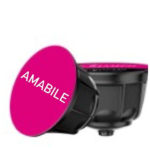 96 capsule caffè miscela AMABILE compatibili Nescafè Dolce Gusto