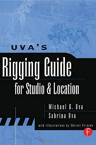 Uva's Rigging Guide for Studio and Location -