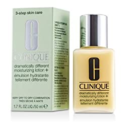 CLINIQUE Dramatically Different Moisturizing Lotion+ (Very Dry to Dry Combination; Bottle) - 50ml/1.7oz
