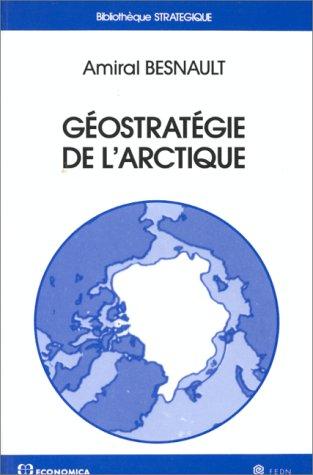 Géostratégie de l'Arctique