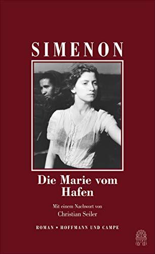 Buchseite und Rezensionen zu 'Die Marie vom Hafen (Die großen Romane)' von Georges Simenon