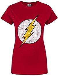 Official The Flash Femmes T-Shirt