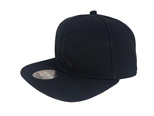 Air Jordan Basketball Cap Neu Schwarz All Black Men´s