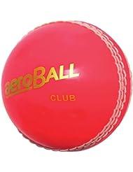 Incrediball Hi-Vis Senior entrenamiento críquet con costuras, color