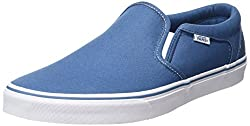 Vans Mens Asher Low-top Slip On Loafers
