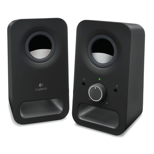 LOGITECH Z150 Speaker 2.0 Midnight - Mp3-player Desktop