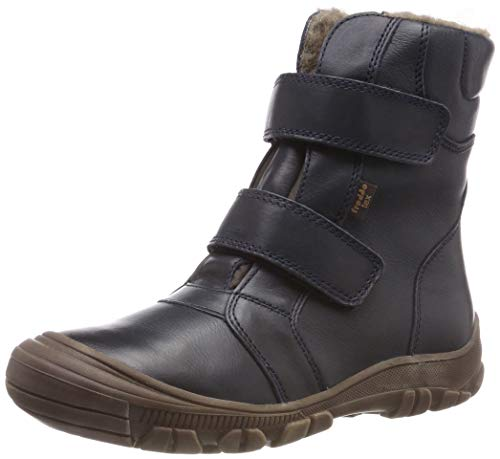 Froddo Jungen Boys Ankle Boot G3110121 Schneestiefel, Blau (Dark Blue I17), 35 EU -