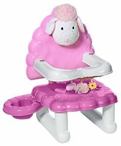 zapf creation 763636 baby annabell f tter und spielcenter spielzeug. Black Bedroom Furniture Sets. Home Design Ideas