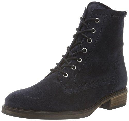 Gabor Shoes 52.795 Damen Kurzschaft Stiefel Blau (Ocean (micro) 46)