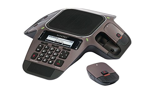 Alcatel Conference IP1850 Kabelloses Mobilteil Schwarz IP-Telefon, ATL1412833